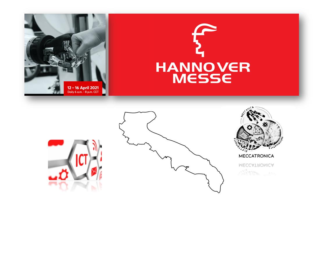 """La Puglia della Meccatronica e dell'Ict ad Hannover Messe. Delli Noci: """"Così favoriamo nuove occasione d'affari. Germania, partner numero uno della Puglia """""""