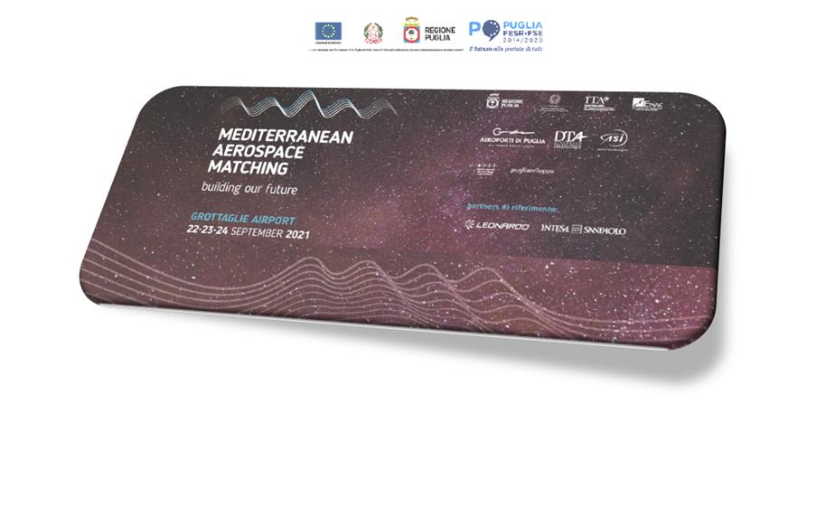 """A Grottaglie la prima edizione nazionale del Mediterranean Aerospace Matching. Delli Noci: """"Per tre giorni la Puglia aerospaziale al centro del mondo"""""""