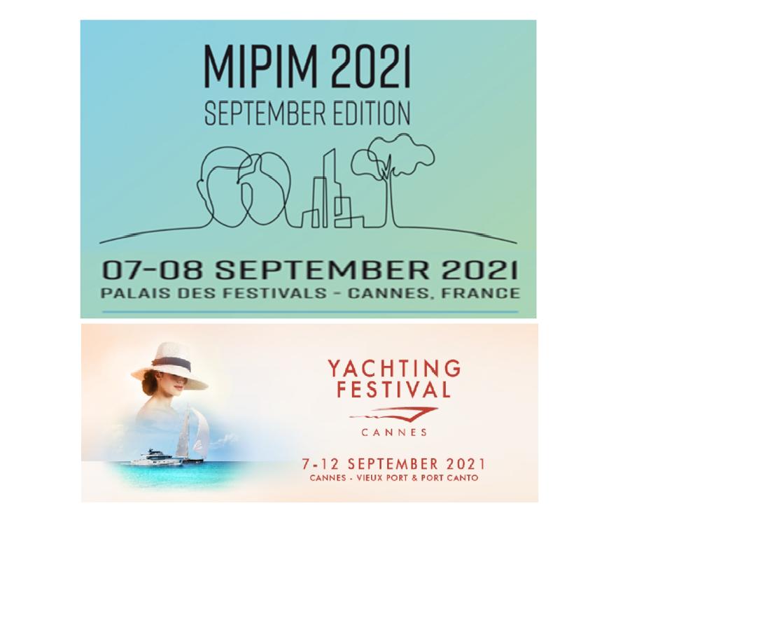 """La Puglia a Cannes per Mipim e Yachting Festival. Delli Noci: """"La Francia secondo partner commerciale della Puglia. Gli eventi di Cannes occasioni  di promozione e attrazione investimenti"""""""